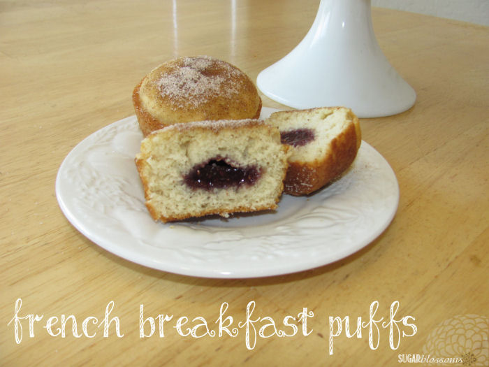 French Breakfast Puffs - ReEvolve Mom